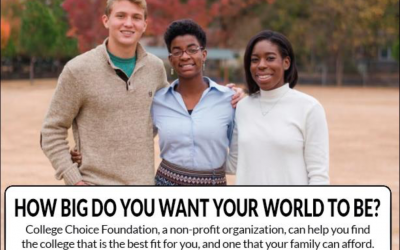 Free Opportunity for Birmingham City Schools, Rising High School Juniors (11th graders) – College Choice Foundation Scholar