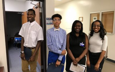 Lawson State Community College's πSTEM E3 Summer Enrichment Institute 2018 Yields Great Returns for Student Participants