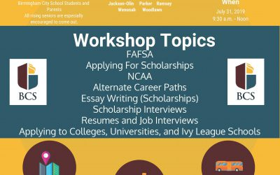 College Fair Workshops